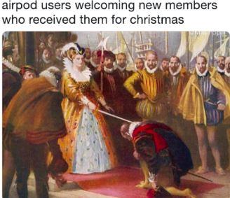AirPod Memes