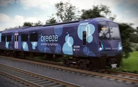 New Plans for Hydrogen-Powered Trains in the U.K. Unveiled