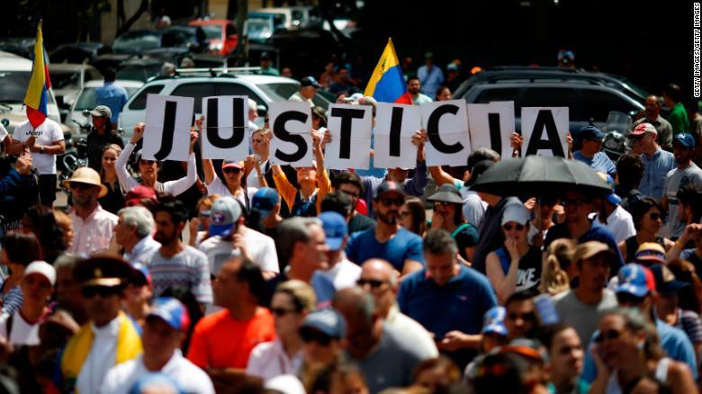 Political Turmoil in Venezuela