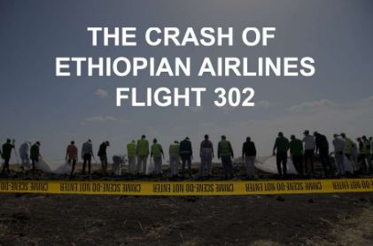 Politics Takes Over Morality in Ethiopian Airline Incident