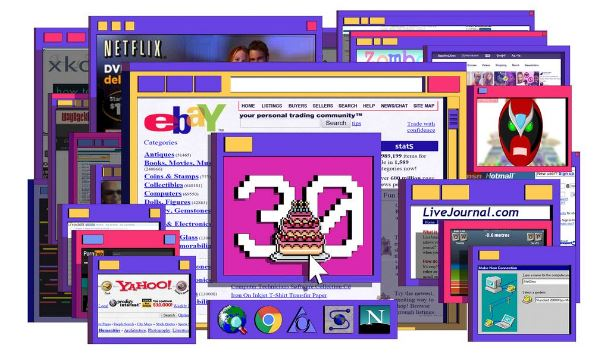 30 Years of the WWW