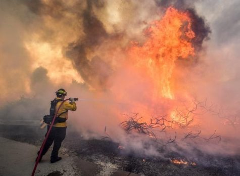 Deadly California Fires Burn Thousands of Civilians Homes