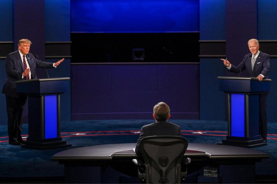 Opinion: 2020 Presidential Debate